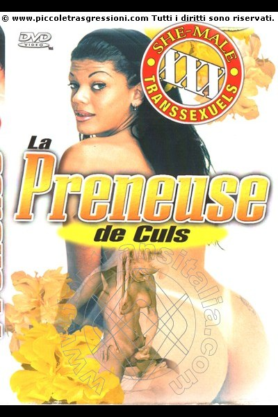 Foto frontale della copertina del film di Mileidy transex Dolo
